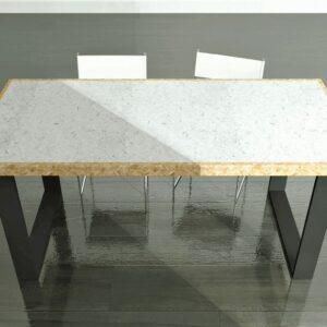 Tavolo in legno OSB